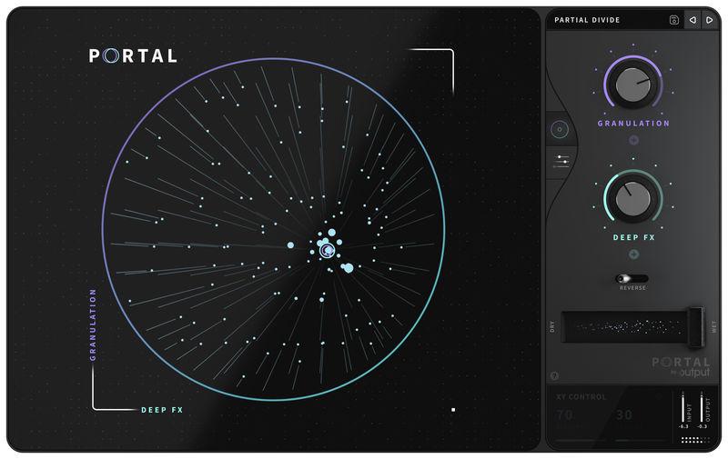 Output Portal käyttöliittymä